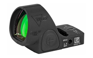 Trijicon SRO (Specialized Reflex Optic) LED - 2.5 MOA - Matte Black