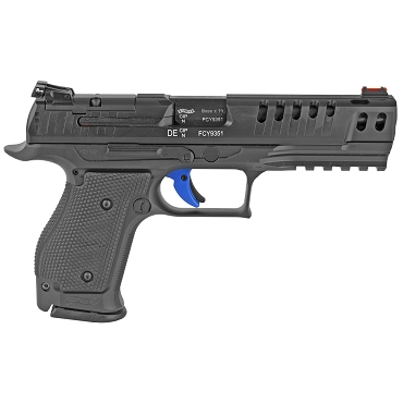 WALTHER PPQ Q5 MATCH SF STEEL FRAME 9MM