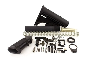 AR-15 Carbine Lower Build Kit