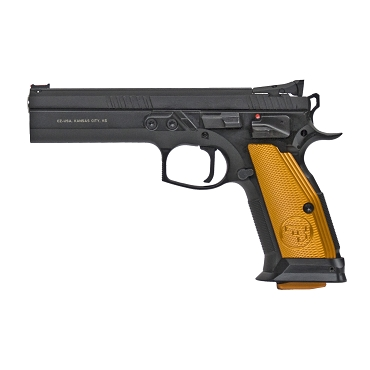 CZ-USA TACTICAL SPORT ORANGE .40 S&W