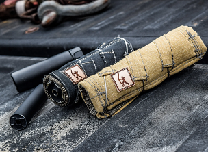Liberty's Defense straightJacket Kevlar Thermal Attenuator for Suppressors